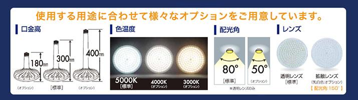 高天井LED